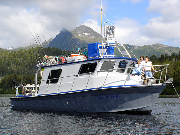 Fishing boats in klawock alaska for bear hunting trips for Alaska fishing boats